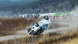 BEST of Rally Sweden 2020 Crash and Show