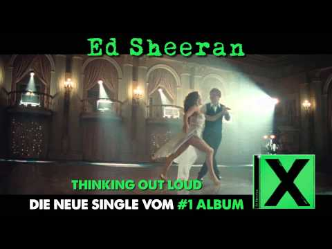 Ed Sheeran - Thinking Out Loud (Spot)