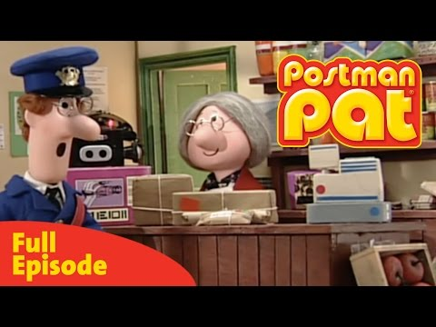Postman Pat and the Greendale Movie