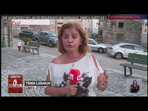 Colegas filmam repórter da CMTV sob efeito de álcool