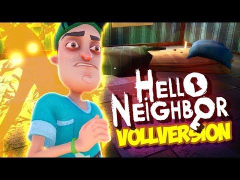 HELLO NEIGHBOR #03 - WTF ist im Keller passiert!? ● Let's Play Hello Neighbor