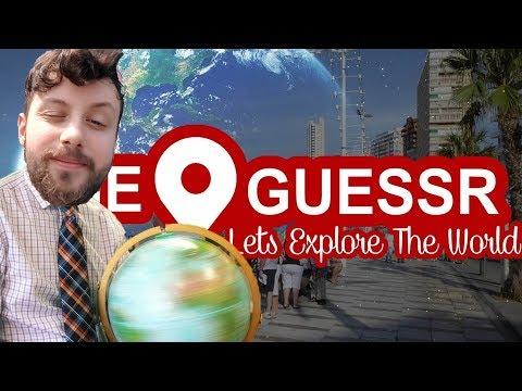 Swedish Geography Teacher - Gorgc Plays Geoguessr (w/ Twitch Chat)