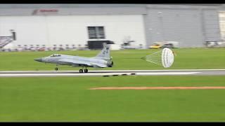 Airshow Paris 2019 Le Bourget incredible PAC: Chengdu JF 17 Thunder Displays Maneuvers at Paris