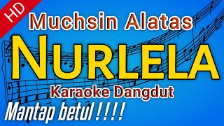 NURLELA Karaoke Dangdut tanpa vocal