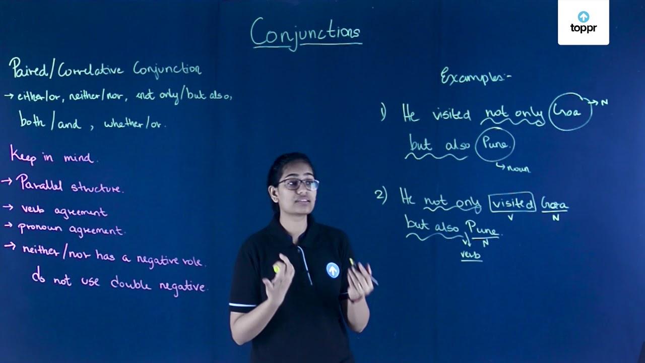 medium resolution of Conjunction Definition
