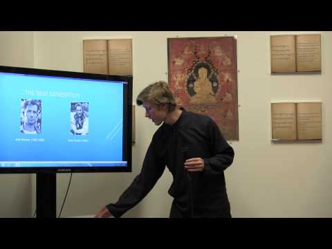 Lecture: American Buddhism and American Literature