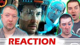 Replicas Trailer REACTION 2019