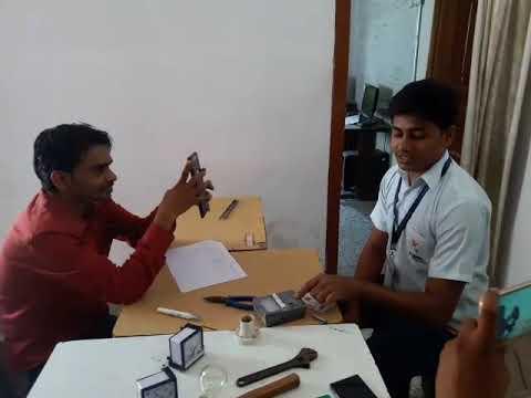 Electrical Helper Interview