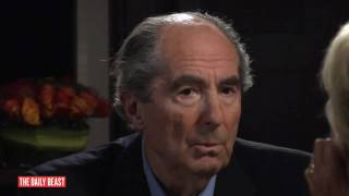 Philip Roth Talks with Tina Brown About 'The Humbling'