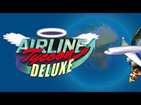 Airline Tycoon Deluxe Android GamePlay Trailer (HD) [Game For Kids]