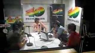 Enrique Radio Interview Spain