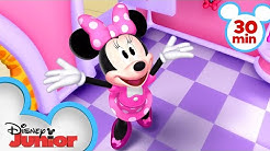 Bow-Toons Adventures for 30 Minutes! | Compilation Part 1| Minnie's Bow-Toons | Disney Junior