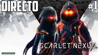 Vídeo Scarlet Nexus