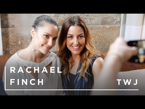 Tea with Jules with Model and Entrepreneur Rachael Finch