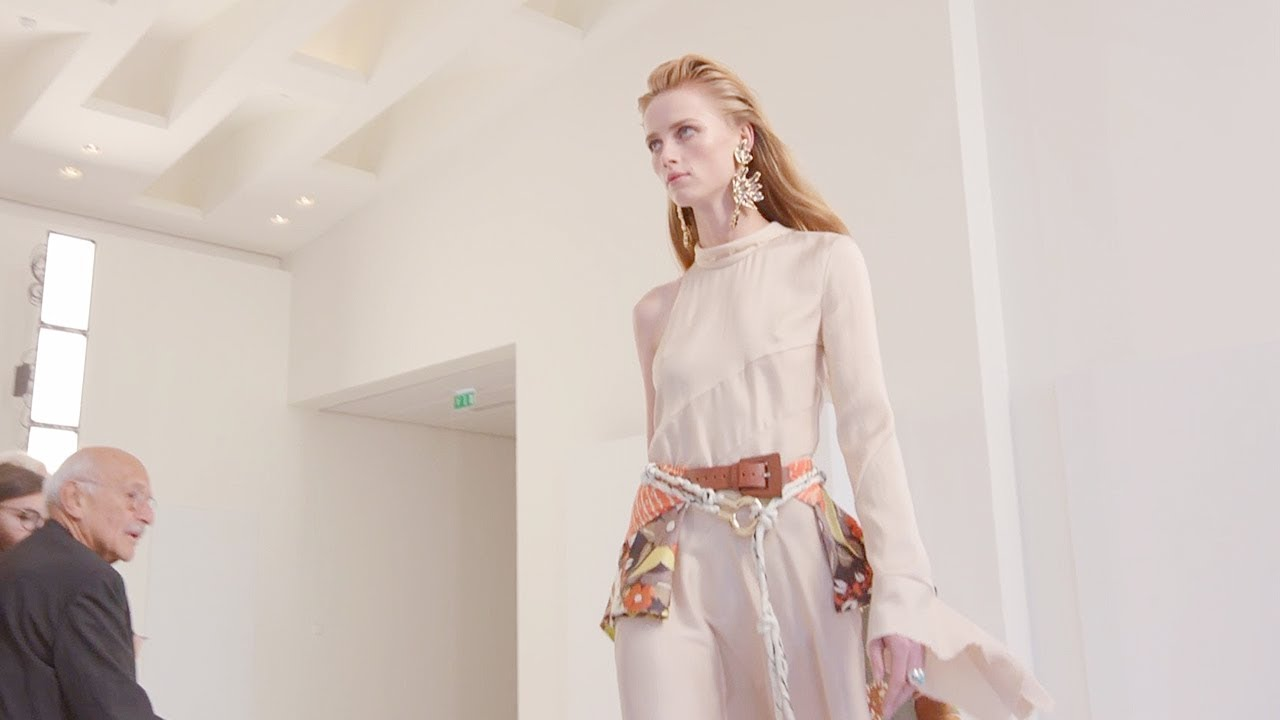 Chloe | Spring Summer 2019 Full Fashion Show | Exclusive