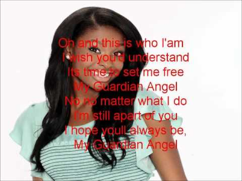 Tyler James Williams Ft Coco Jones - Guardian Angel 'lyrics'