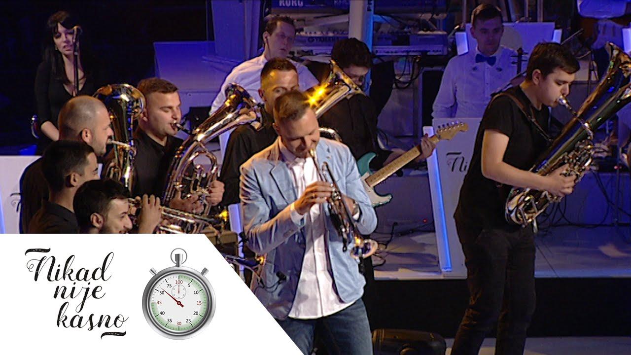 Dejan Petrovic Big Band - Carsija - (live) - Nikad nije kasno - EM 30 - 17.05.16.