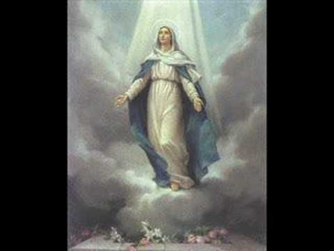 Did mary ascend into heaven