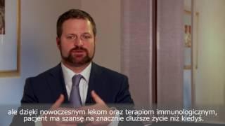 Nowe perspektywy farmakologicznego leczenia niedrobnokomórkowego raka płuca - dr. M. J. Hochmair