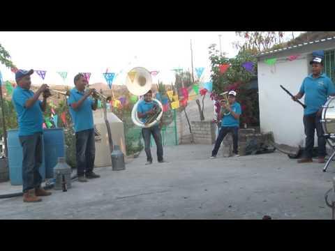 LA GITANILLA Banda San Francisco de Huehuetlan el Chico