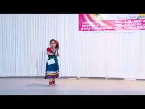 Janki's Folk Dance - Rotary Kids Fest 2013