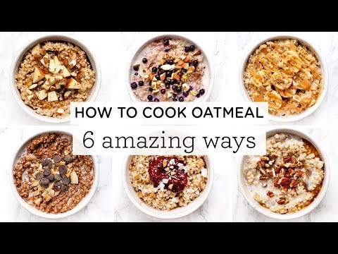 how-to-cook-oatmeal-‣‣-6-amazing-steel-cut-oatmeal-recipes