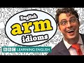 Arm idioms - Learn English idioms with The Teacher