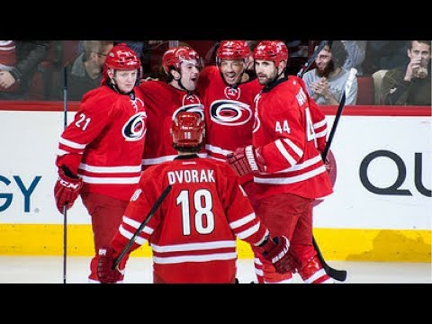 Most Memorable Goals from the Carolina Hurricanes (until 2017)