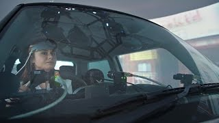 Driver Behaviour experiment