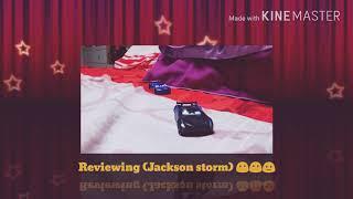 Mattel Disney cars 3 (Jackson storm)