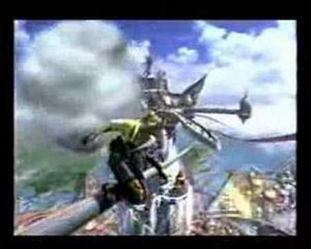 Final Fantasy Markoh vs John Davis