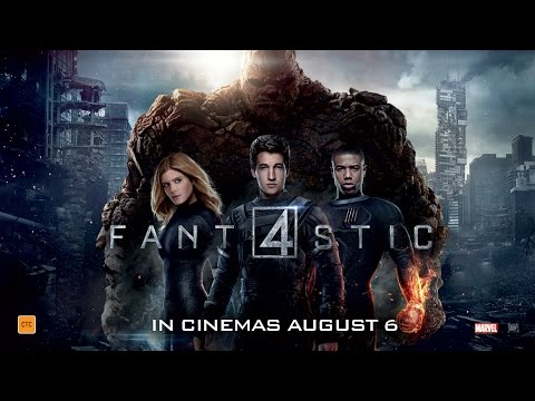Fantastic Four Official Trailer - IN CINEMAS AUGUST 6