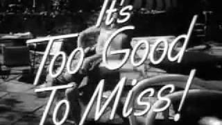 Too Young To Kiss Trailer (1951)