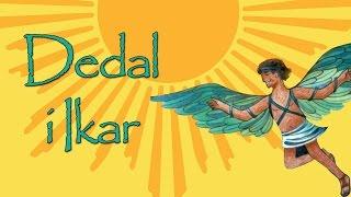 DEDAL I IKAR [Bajanie na ścianie](Bajka na kliszy diapozytywowej wyprodukowana przez Polfilm. Odwiedź mnie na Facebooku: https://www.facebook.com/bajanienascianie., 2016-10-13T18:00:02.000Z)