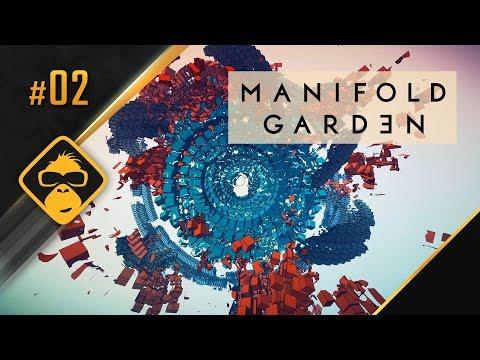 Manifold Garden #02 - let's play 🧩 Fraktale Architektur [Gameplay PC, German]