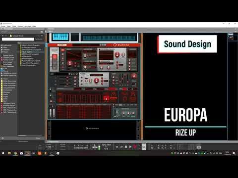 Europa -Sound Design - Rize Up