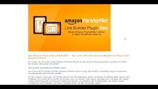 Amazon Partnerprogramm - wie Du Geld verdienst mit Amazon - Tutorial (German) Deutsch