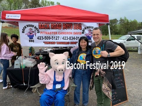 Bacon Festival Cleveland, TN 2019