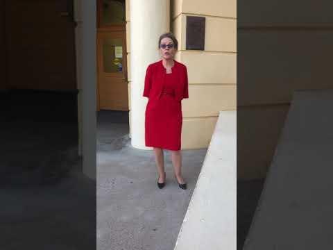 Sharon Visits Old Bisbee High School