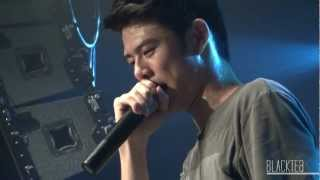 120720 ILLIONAIRE TOUR_ Beenzino_ Aqua Man / If Die Tomorrow / Always Awake
