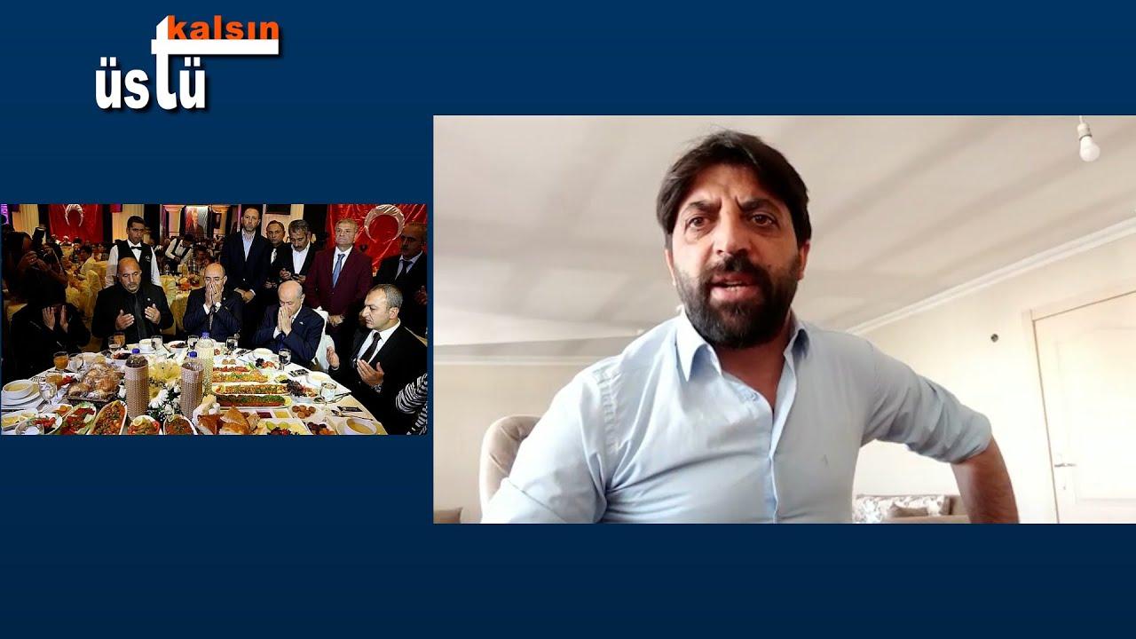 #ÜstüKalsın #Gazeteci #OktayCandemir #DevletBahçeli  #kebap #terörist #KETÖ #KebapçıTerörÖrgütü