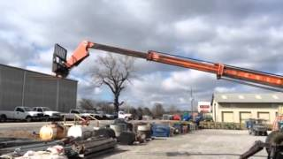Skytrak Forklift- KBR by Pearce Auctions