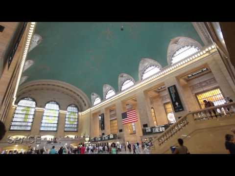 The Space Secrets Inside NYC's Grand Central Terminal | Video