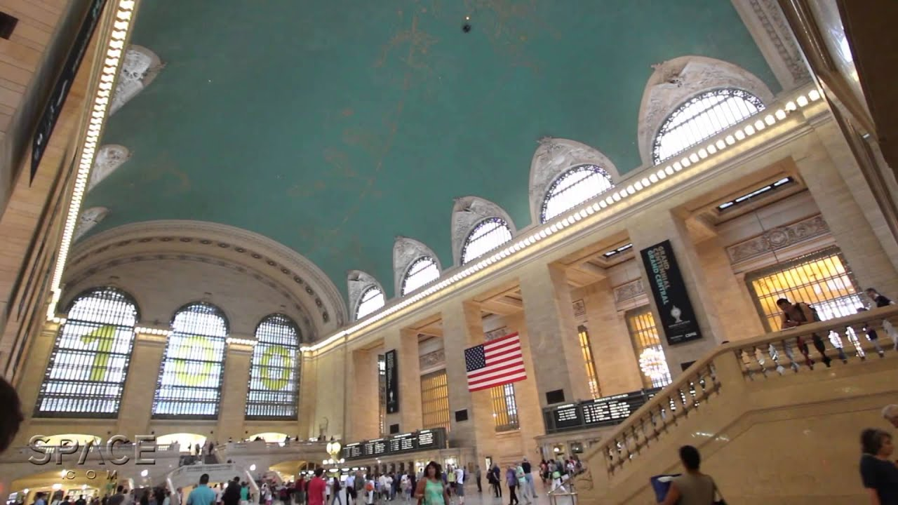 The Space Secrets Inside NYC's Grand Central Terminal ...