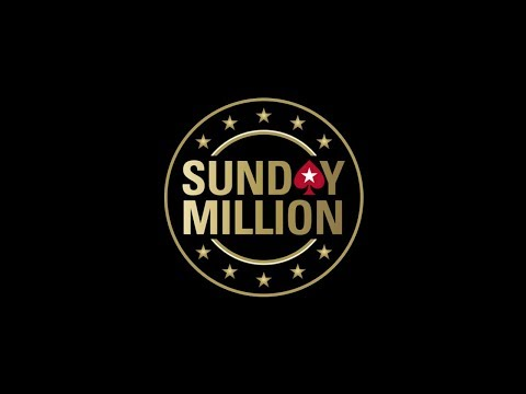 $215 Sunday Million 19 November 2017: Final Table Replay - PokerStars