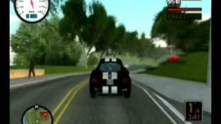 Gta San Andreas - Carreras Callejeras con un Dodge Viper