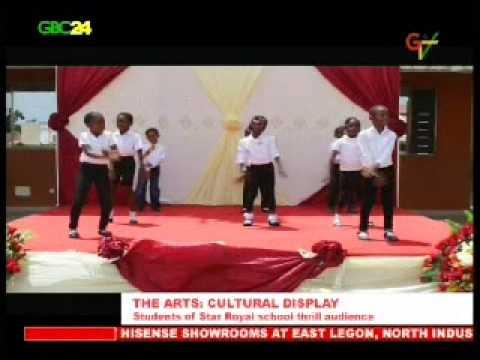 Ghana Cultural Display