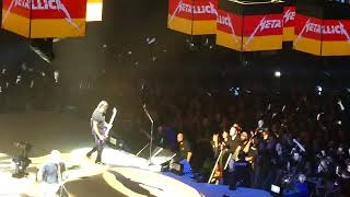 METALLICA   Spit out the Bone   16 2 2018 Mannheim SAP Arena