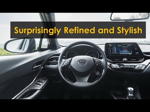 Watch Now! Toyota C HR Interior | 2018 Toyota C HR Interior Review