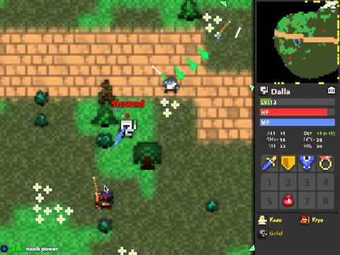 ROTMG: dalla's Quest to 8/8 -- Ep 1: Knight Rolling